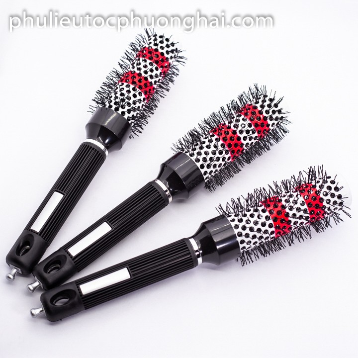 , lược tròn tạo kiểu cho tóc uốn phồng - LCTX01 2