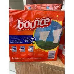 Giấy thơm sấy quần áo Bounce 320 tờ