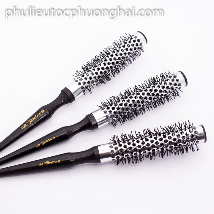 , lược tròn tạo kiểu cho tóc uốn phồng - LCTX01 1