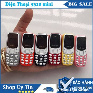 điện thoại giá rẻ - 3310 mini thumbnail
