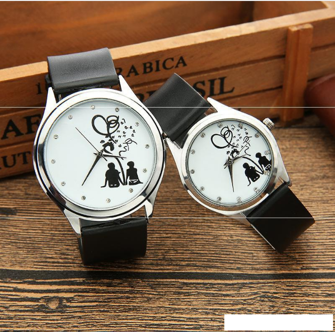 Đồng hồ đôi tình nhân phong cách Hàn Quốc SMM57, đồng hồ cặp mẫu mới nhất, tặng hộp và pin dự phòng, bảo hành 1 năm - DONGHODOI-TRANG2NGUOI 7