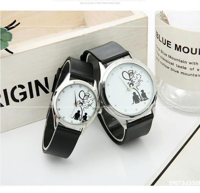 Đồng hồ đôi tình nhân phong cách Hàn Quốc SMM57, đồng hồ cặp mẫu mới nhất, tặng hộp và pin dự phòng, bảo hành 1 năm - DONGHODOI-TRANG2NGUOI 5