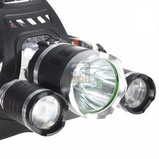 Đèn pin đội đầu 3 bóng T6 siêu sáng - VINT6 thumbnail