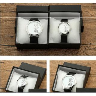 Đồng hồ đôi tình nhân phong cách Hàn Quốc SMM57, đồng hồ cặp mẫu mới nhất, tặng hộp và pin dự phòng, bảo hành 1 năm - DONGHODOI-TRANG2NGUOI 2