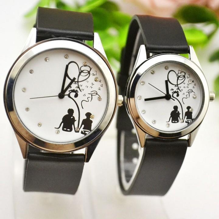 Đồng hồ đôi tình nhân phong cách Hàn Quốc SMM57, đồng hồ cặp mẫu mới nhất, tặng hộp và pin dự phòng, bảo hành 1 năm - DONGHODOI-TRANG2NGUOI 10