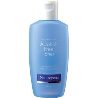 Nước hoa hồng không cồn Neutrogena Alcohol-Free Toner 150 ml - neu17 thumbnail