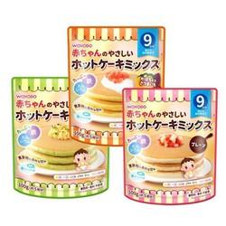 Bột Làm Bánh Cho Trẻ Pancake Wakodo 100gr Hàng NHẬT Nội Địa