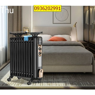 Máy sưởi dầu công nghệ cao AUX - máy sưởi ấm - Máy sưởi dầu thumbnail