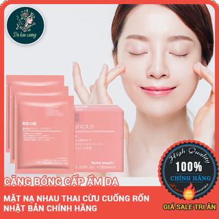 [FREESHIP] Combo 10 Miếng Mặt Nạ Nhau Thai Tế Bào Gốc Rwine Beauty Stem Cell Placenta Nhật Bản - MNNT thumbnail