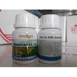 Thuốc Trừ Bênh BINHTAXYL 25EC Chuyên Trị Nấm phổ rộng gây ra trên Phong Lan, Mai, các loại cây trồng khác