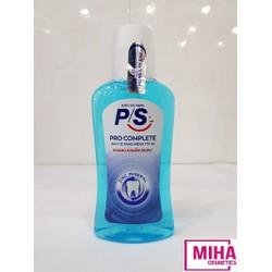 Nước súc miệng Ps  130ml / chai chăm sóc răng miệng ngừa vi khuẩn