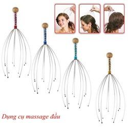Cây Massage Đầu Giảm Stress