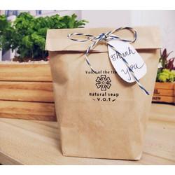 XÀ PHÒNG HANDMADE VỚI NGUYÊN LIỆU TỪ THIÊN NHIÊN (V.O.T Natural soap)