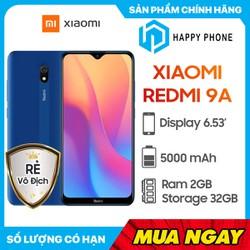 Điện thoại Xiaomi Redmi 9A (2GB/32GB) - Hàng chính hãng - Xiaomi Redmi 9A