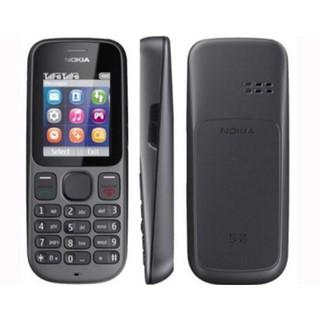 ĐT Nokia 101 - 2 SIM MÀN HÌNH MÀU, NGHE NHẠC GIÁ RẺ SIÊU BỀN, CÓ PIN, SẠC ĐI KÈM