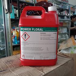 nước lau sàn bệnh viện khử khuẩn,diệt muỗi,côn trùng.... power floral can 5lit
