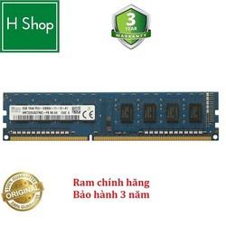 RAM PC DDR3 2GB DDR3 BUS 1600 và các loại khác, hàng chính hãng, bảo hành 36 tháng