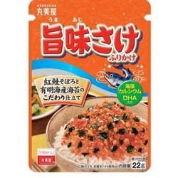 Gia vị rắc cơm Marumiya vị cá hồi (Cam)