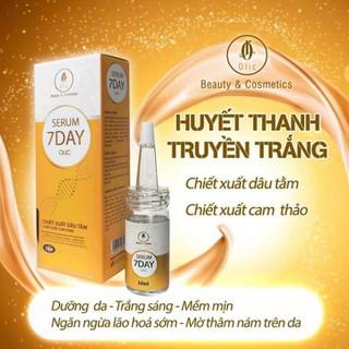 Serum Huyết Thanh Truyền Trắng Olic - Chính Hãng Check mã Điện Tử - HTTTOLIC thumbnail