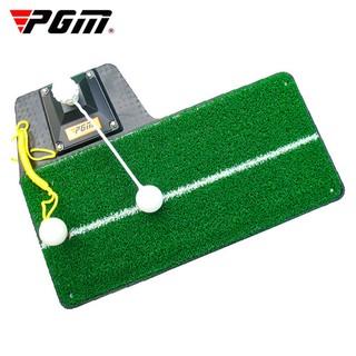 Thảm tập Golf Swing Mat chính hãng PGM tặng kèm tee và bóng nhựa [ĐƯỢC KIỂM HÀNG] 34351342 - 34351342 thumbnail