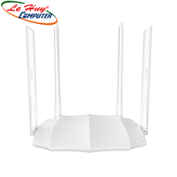 Router Wifi Tenda. Chuẩn AC1200 AC5 V3 2 băng tần