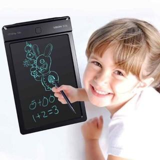 Bảng viết thông minh LCD tự xóa 8.5 inch cho bé tập vẽ, viết - BảngLCD thumbnail
