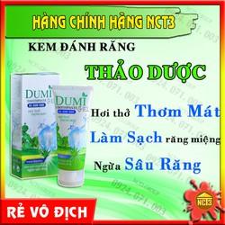 Gel Đánh Răng Dumi Toothpaste  100Ml - Hàng chính hãng công ty NCT3