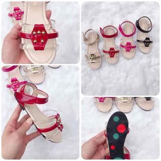 Sandal cho bé gái 00715 sz25-35