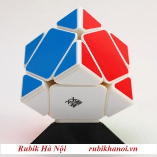Rubik Skewb Moyu Trắng Cao Cấp - Skewb Moyu Trắng Cao Cấp thumbnail