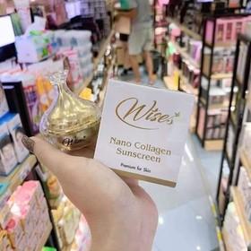 Kem chống nắng dưỡng trắng Wise - x100120201260