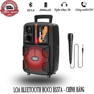 Loa karaoke mini Hoco BS37 Chính hãng - BS37 thumbnail