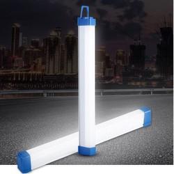 Bóng đèn LED tích điện loại siêu sáng 60W dài 32cm kèm sạc USB