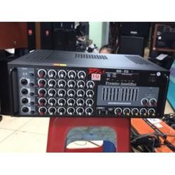 Amply Jarguar Pro 800 16 sò công suất lớn có Bluetooth, đọc thẻ, EQ chỉnh nhạc, 4 lỗ micnAmply Jarguar Pro 800 mới là dòng thiết bị âm thanh 16 sò Công suất lớn đang được ưa chuộng và tin dùng nhất Việt nam hiện nay