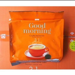5 Bịch cà phê sữa hoà tan 3 in 1 Trần Quang