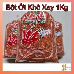 Ớt bột khô xay không cay ướp nướng gà vịt Bảo Đức (1kg)