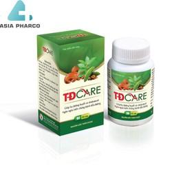 TĐCARE - Hỗ trợ điều trị tiểu đường hiệu quả