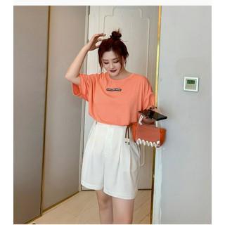 Quần sooc nữ big size (Hàng Order) quần sooc cho người mập - QS001 thumbnail