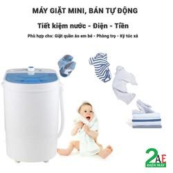 Máy giặt mini bán tự động 4,5kg