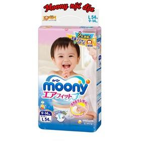 [nhập SD5Z85 giảm 20k] Tã bỉm Moony NỘI ĐỊA NHẬT dán quần NB96, S88 ,M68, M64, L50, L58, XL44, XXL28 - Tã bỉm Moony NỘI ĐỊA NHẬT dán quần