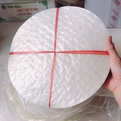 HCM 1 xấp bánh tráng size 28 700gram