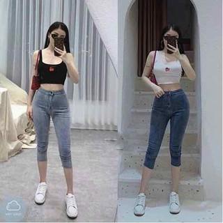quần jean ngố chất co dãn cao cấp - NJ1 thumbnail