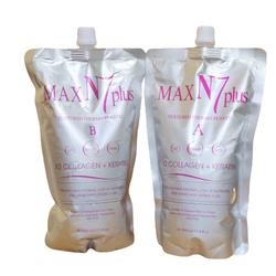 Thuốc Uốn Ép Tóc Max N7 Plus Dành Cho Salon Chuyên Nghiệp 1000ml
