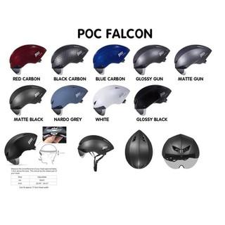 Mũ Xe Đạp Poc Falcon [FREE SHIP] - POCFALCON thumbnail