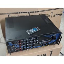 Amply PA 666N 12 sò to TOS.HIBA, mới 100, bảo hành 12 tháng, công suất lớn có Bluetooth, đọc thẻ nhớ, cắm USBAmply PA 666N mới là dòng thiết bị âm thanh 12 sò Công suất lớn đang được ưa chuộng và tin dùng nhất Việt nam hiện nay. [ĐƯỢC KIỂM HÀNG]