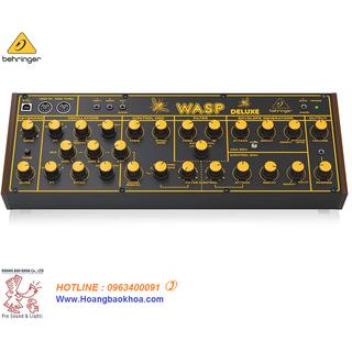 Bộ xử lý tin hiệu Behringer WASP DELUXE - Thiết bị âm thanh chuyên nghiệp - WASP DELUXE thumbnail