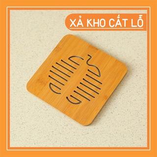 Miếng lót nồi bằng gỗ - Miếng lót nồi bằng gỗ - LNBG-1 thumbnail
