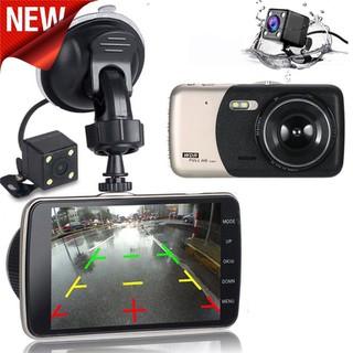 [ Gía hủy diệt ] Camera hành trình ô tô X002 ( Cam trước 1080P - Cam sau 720P) - ống kính kép siêu bền - Ngôn ngữ Tiếng Việt - CAM HT X002 thumbnail