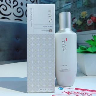 [The Face Shop AUTH] Sữa Dưỡng Sáng Trắng Da Yehwadam Pure Brightening Emulsion 140Ml - 8806182550942 thumbnail