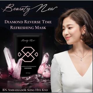 [01 hộp 05 miếng date 2022]Mặt nạ trẻ hóa da cao cấp Diamond reverse time refreshing từ Nấm Truffle - Mask thumbnail