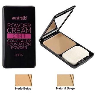 Phấn Nền Dạng Kem 3 Trong 1 Powder Cream Australis Úc - PHANNENDANGKEM3TRONG1 thumbnail